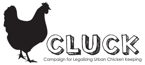 New CLUCK logo